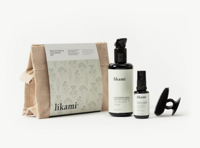 Deluxe Facial Cleansing kit - Likami