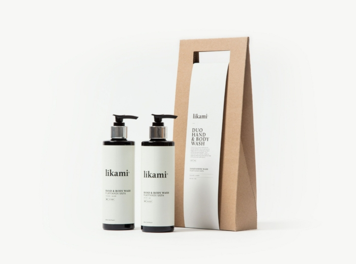 Duo hand & body wash - Likami